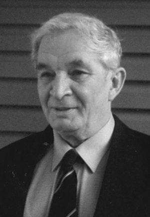 Arthur Clisby 2002