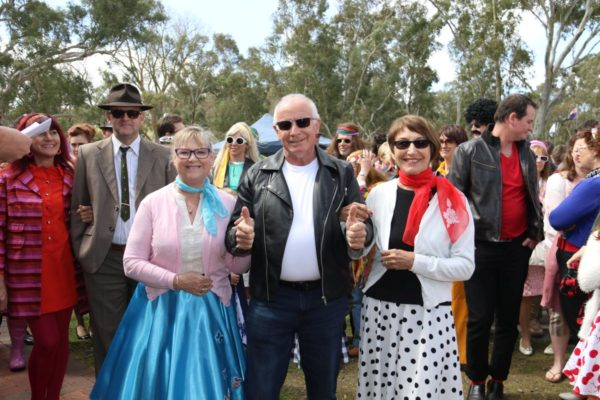 Fashion at the Bay to Birdwood Classic 2017